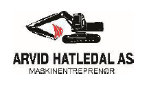 Logo Arvid Hatledal AS